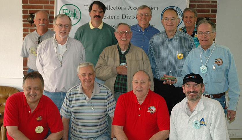 2006 Western Division Board of Directors
