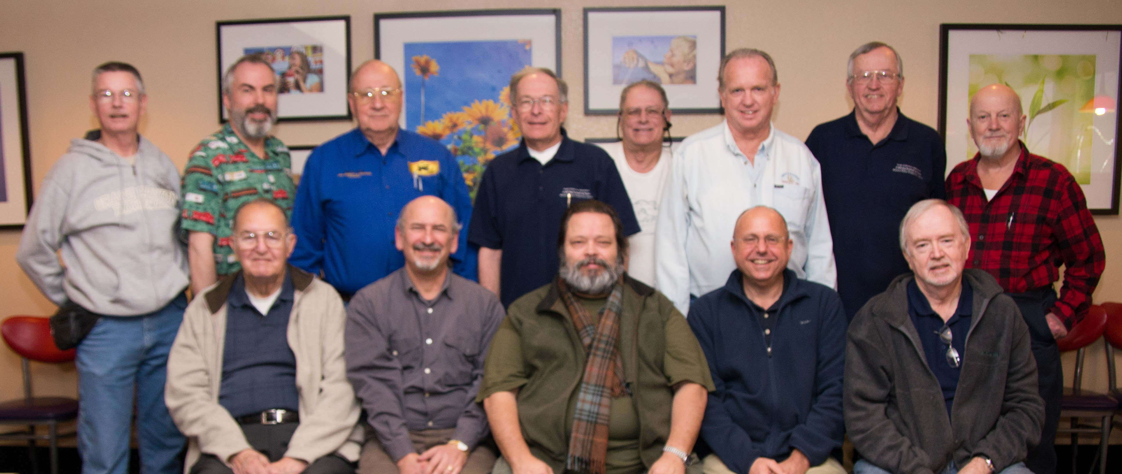 2011-12 Officers & Board of Directors: 