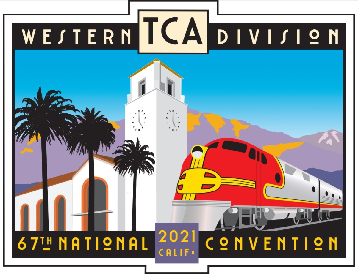 2021 National Convention Logo