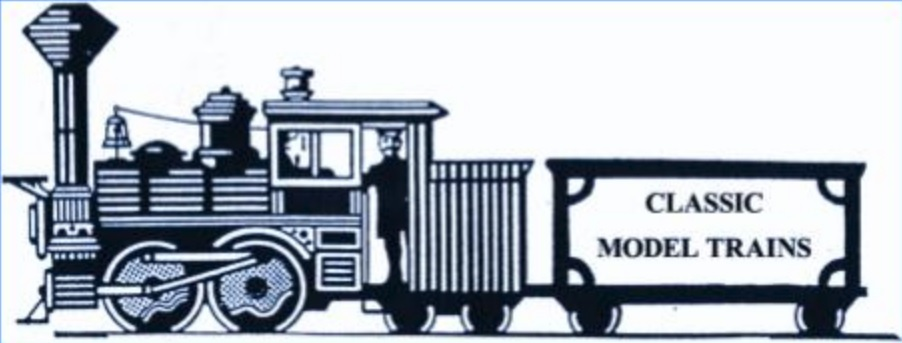 Classic Model Trains Logo