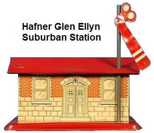 Hafner Glen Ellyn suburban station