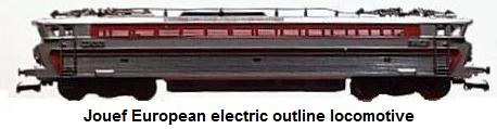 Jouef European electric outline class CoCo #CC40101 SNCF locomotive first made in 1965