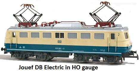 Jouef DB Electric in HO gauge