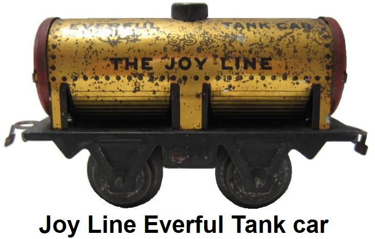 Joy Line #353 Everful Tank Car