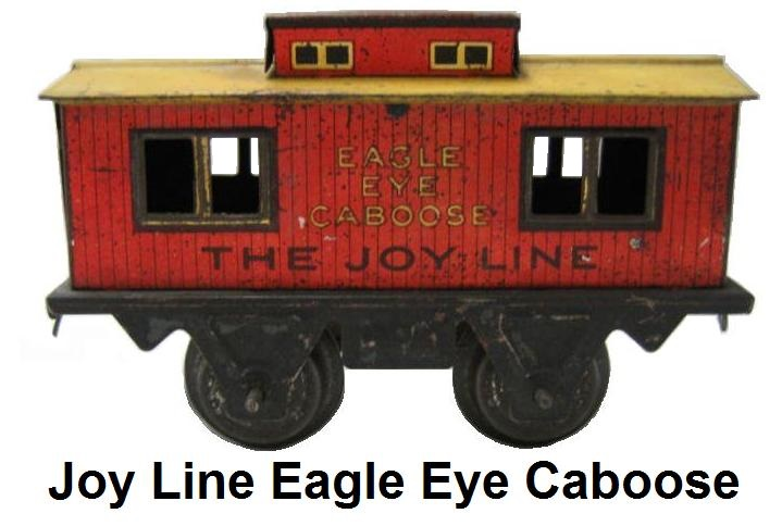 Joy Line #356 Eagle Eye Caboose