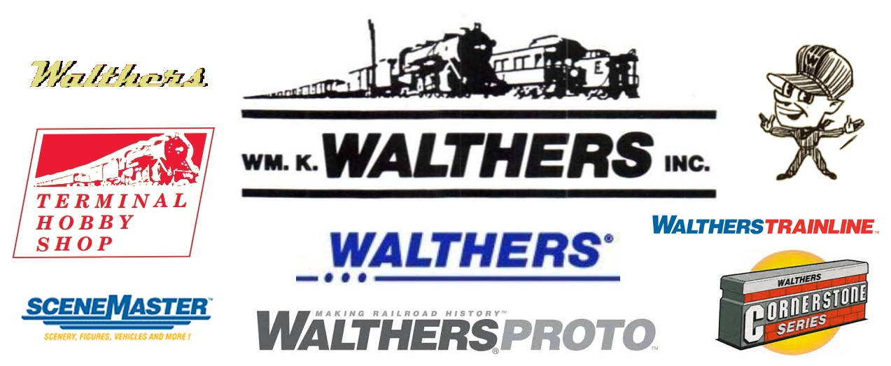 Walthers Logo