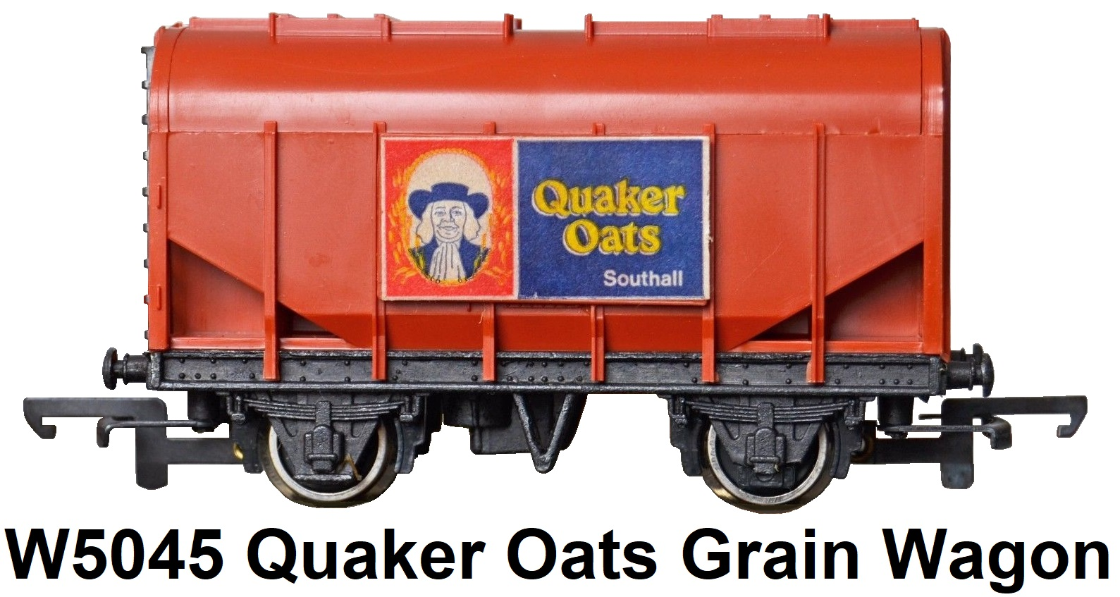 G & R Wrenn Railways OO/HO gauge W5045 Quaker Oats Southall Grain Wagon